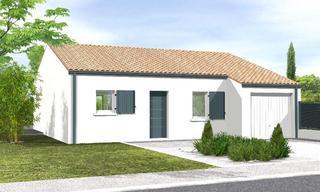 Achat maison neuve 4 pièces Fontaines (85200) 141 300 €