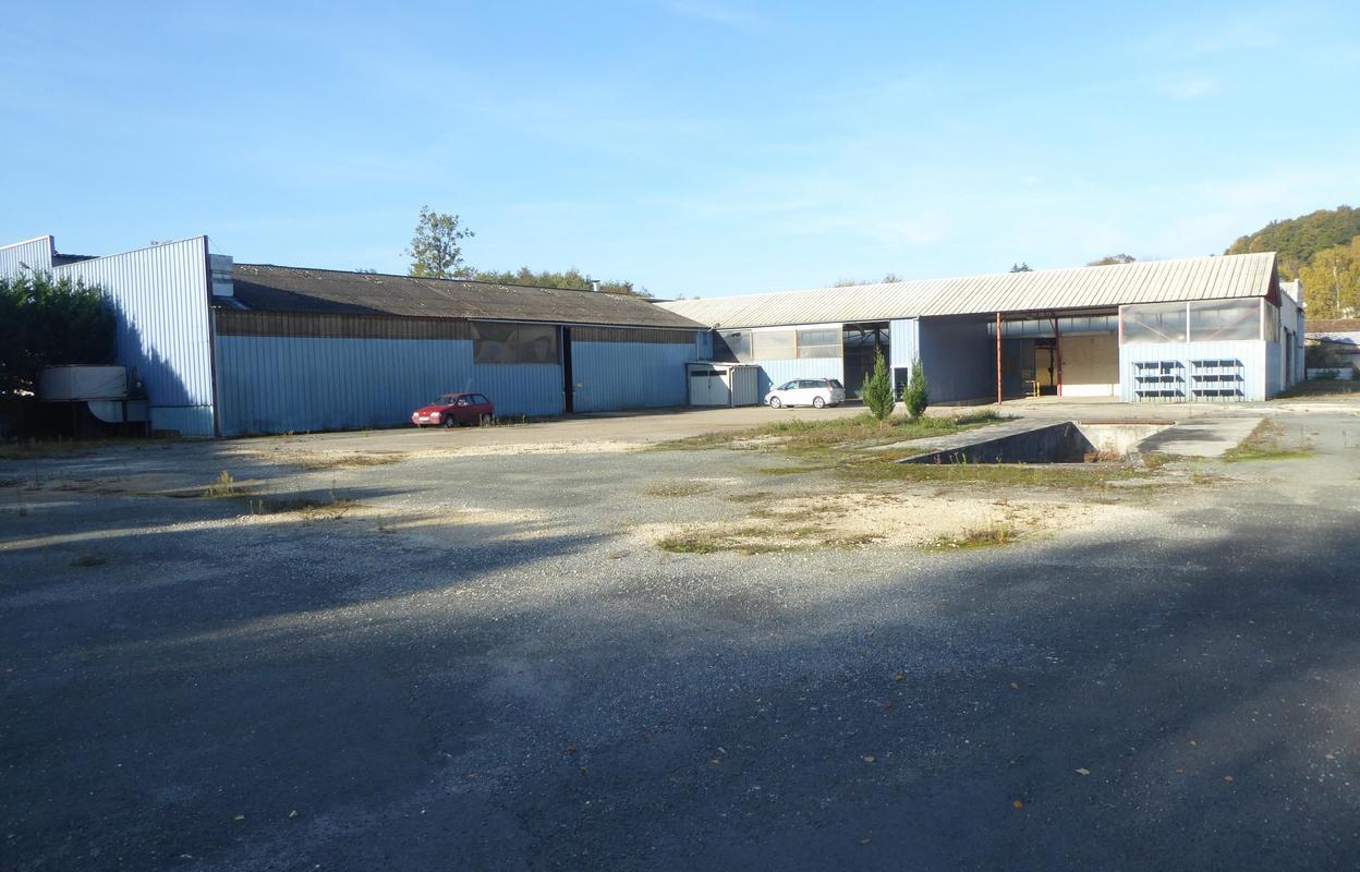 Commerce 1 pièce 660 m²