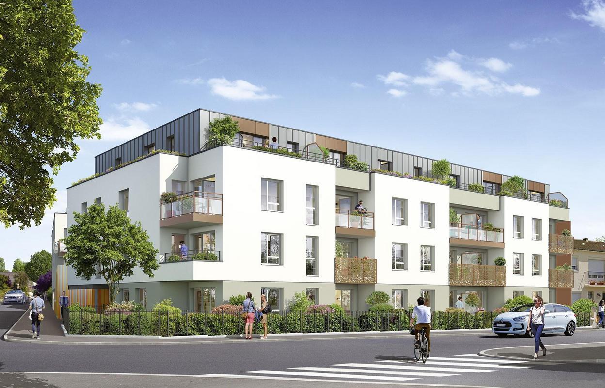 Programme neuf T2, T3 0 à 75 m²