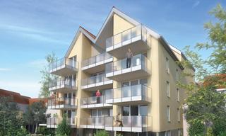 Programme neuf appartement neuf 1 pièce Haguenau (67500) À partir de 99 000 €