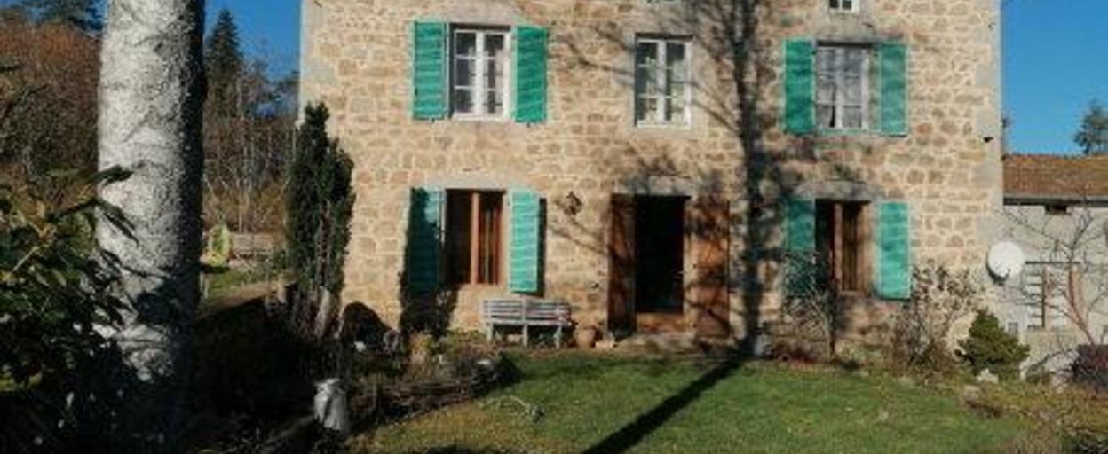 Achat maison 6 pièces Saint-Romain-d'Urfé (42430) 225 000 €