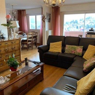 Appartement 5 pièces 88 m²