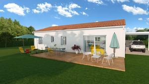 Vente Maison neuve Saint-Pierre-d'Eyraud