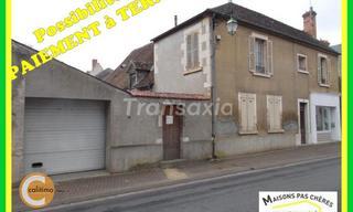 Achat maison neuve 7 pièces Vailly sur Sauldre (18260) 49 000 €