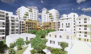 Achat appartement 4 pièces Montpellier (34000) 558 000 €
