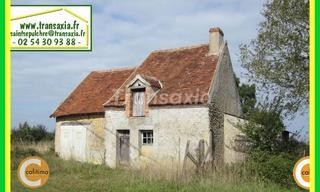 Achat maison neuve 2 pièces Neuvy Saint Sepulchre (36230) 29 000 €
