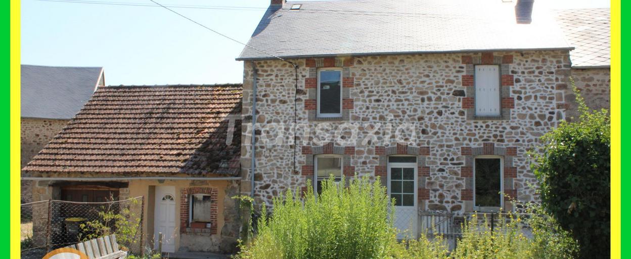 Achat maison neuve 5 pièces Bussiere-Dunoise, Saint-Vaury, la Souterraine (23320) 99 000 €