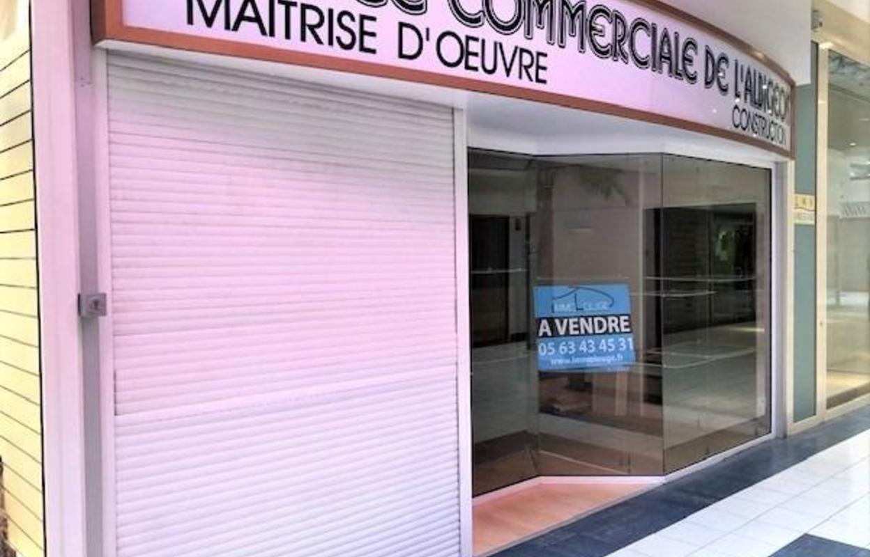 Commerce 2 pièces 50 m²