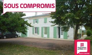 Achat maison 8 pièces Mauzé-sur-le-Mignon (79210) 259 975 €