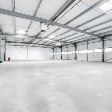 Bureau 206 m²