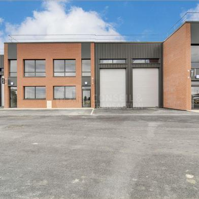 Local industriel 5730 m²