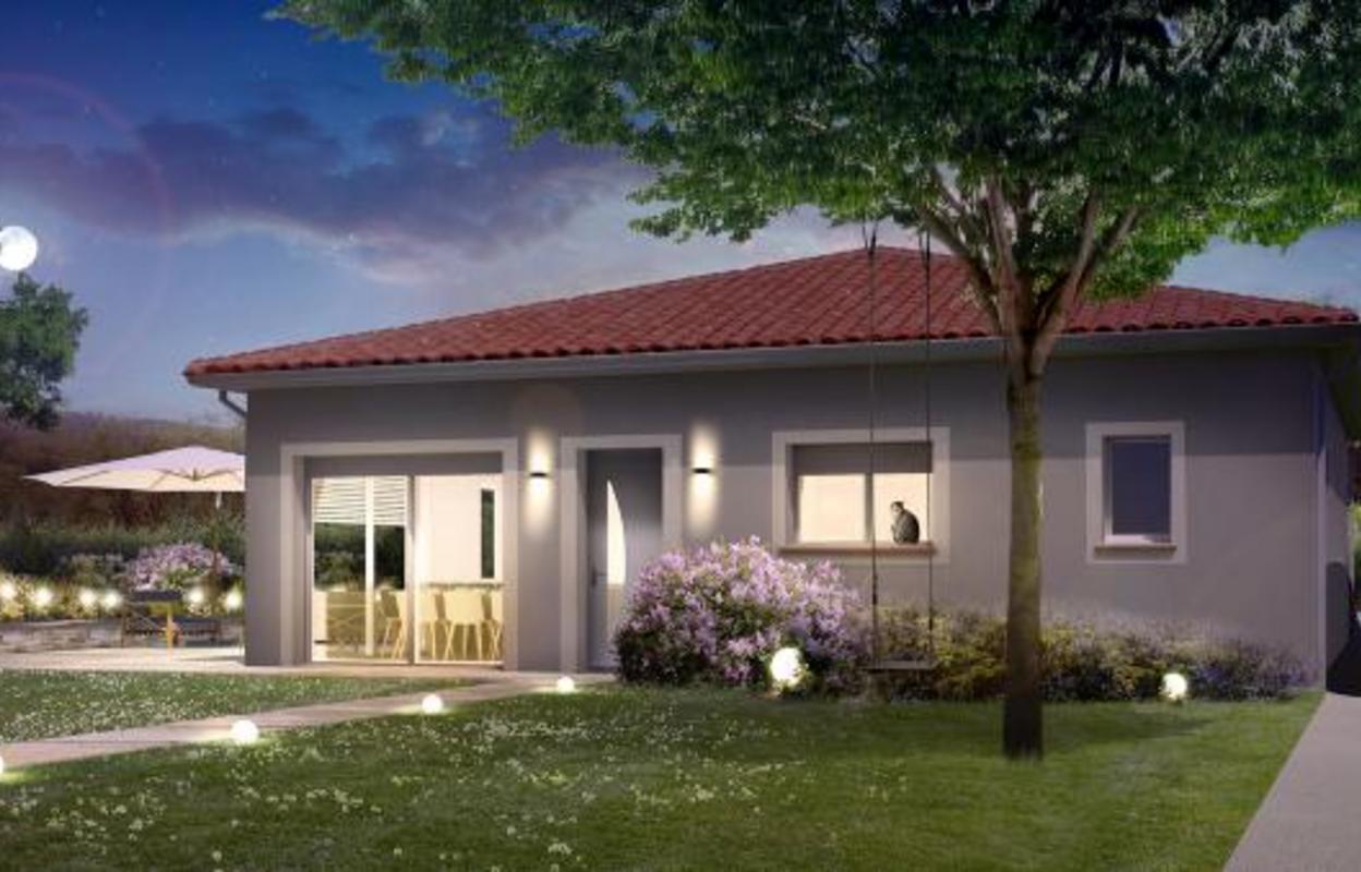 Terrain à construire 1500 m²