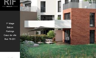 Achat appartement 4 pièces Saint-Orens-de-Gameville (31650) 367 500 €