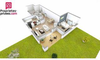 Achat appartement 3 pièces Gleizé (69400) 210 001 €