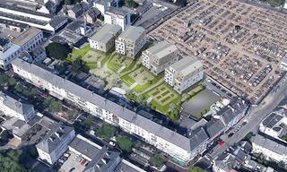 Programme neuf appartement neuf 2 pièces Saint-Nazaire (44600) À partir de 125 000 €