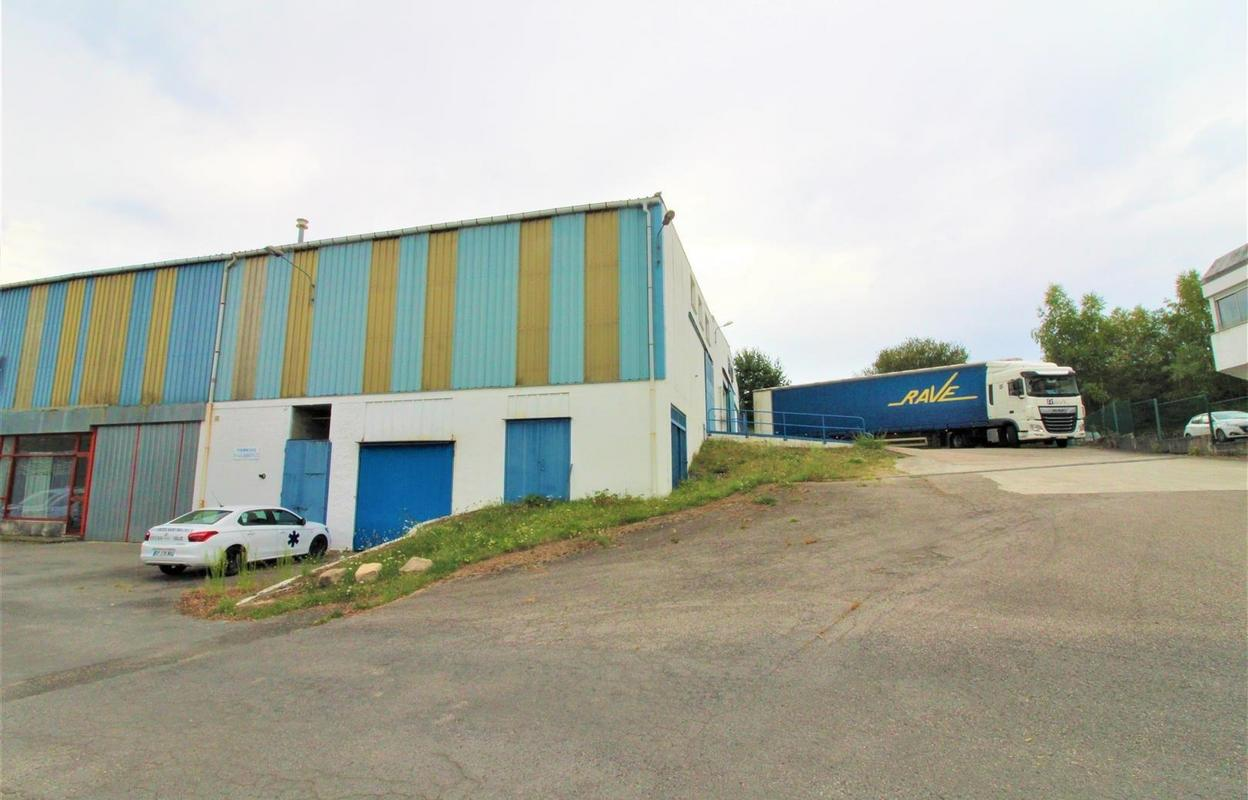 Immeuble 3600 m²