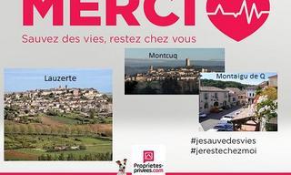 Achat maison 12 pièces Montcuq-en-Quercy-Blanc (46800) 359 340 €