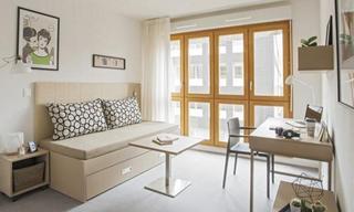 Achat appartement 1 pièce Lyon (69000) 105 000 €