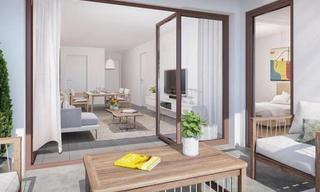 Programme neuf appartement neuf 2 pièces Lormont (33310) À partir de 149 000 €