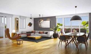 Programme neuf appartement neuf 1 pièce Bordeaux (33000) À partir de 175 000 €