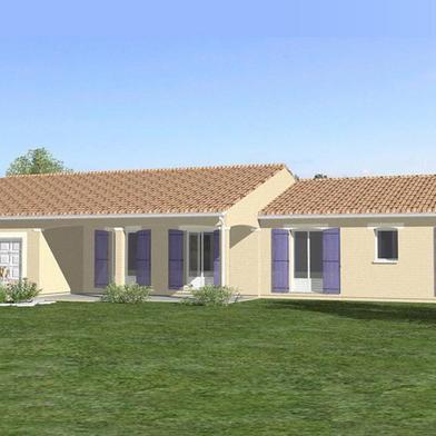 Maison à construire 5 pièces 104 m²