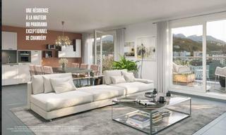 Achat appartement 4 pièces Chambéry (73000) 386 800 €