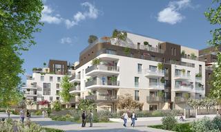 Programme neuf appartement neuf 3 pièces Rueil-Malmaison (92500) 415 000 €