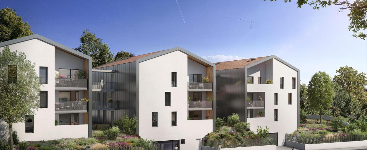 Programme neuf appartement neuf 2 pièces Toulouse (31000) À partir de 226 000 €