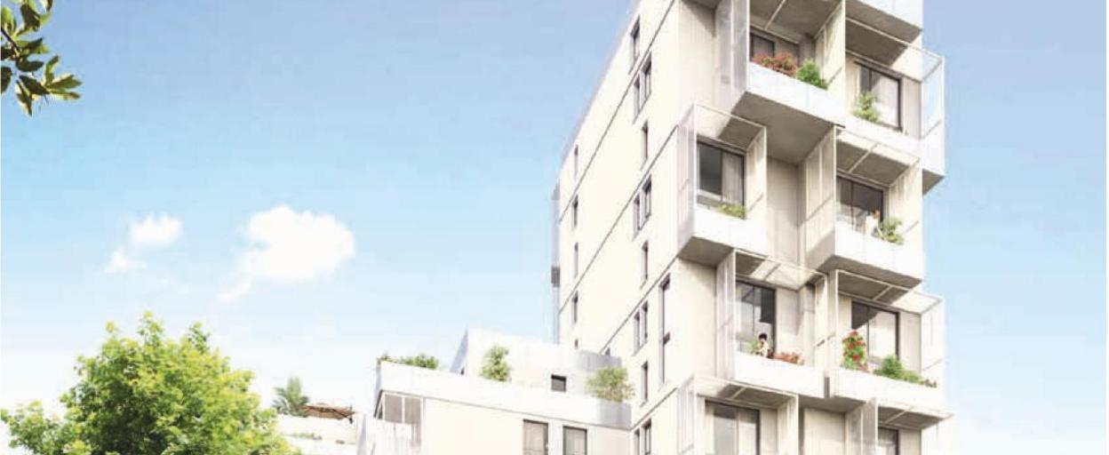 Achat appartement neuf 3 pièces Asnières-sur-Seine (92600) 385 000 €