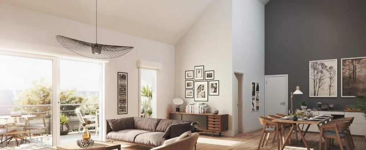 Achat appartement 4 pièces Angers (49000) 385 000 €