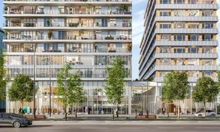 Achat appartement neuf 4 pièces Paris 13 (75013) 1 274 000 €