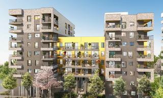 Achat appartement neuf 3 pièces Asnières-sur-Seine (92600) 424 000 €