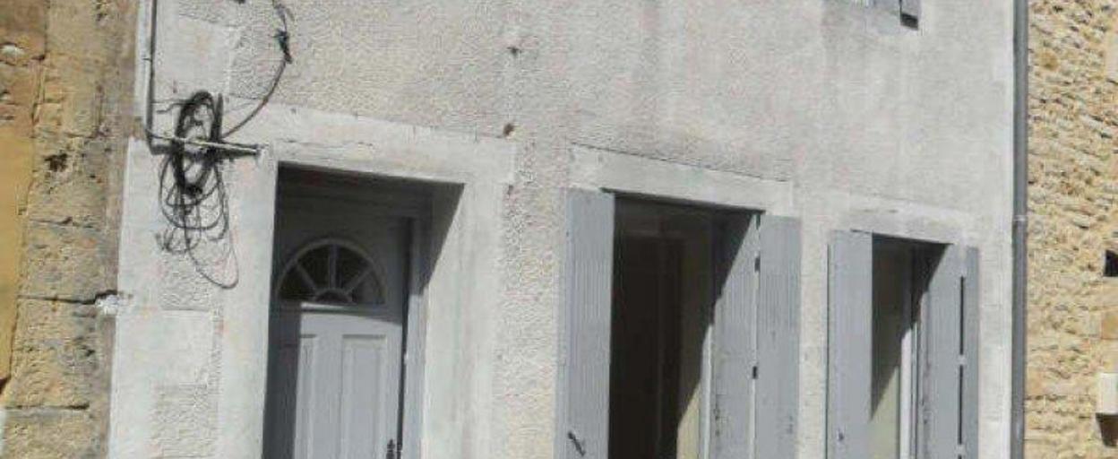 Achat maison 4 pièces Villefranche-du-Périgord (24550) 66 000 €