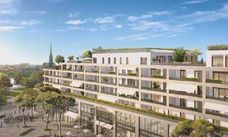 Programme neuf appartement neuf 3 pièces Bordeaux (33000) À partir de 273 200 €