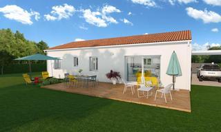 Achat maison neuve 4 pièces Ribagnac (24240) 124 000 €