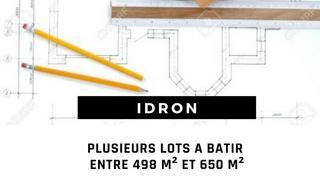 Achat terrain  Idron (64320) 98 000 €