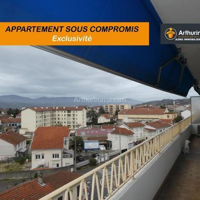 Appartement 2 pièces 58 m²