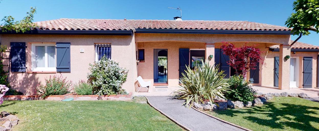Achat maison 6 pièces Saint-Loup-Cammas (31140) 451 500 €