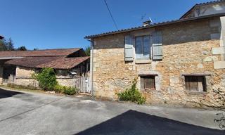 Achat maison 4 pièces Saint-Front-la-Rivière (24300) 55 000 €