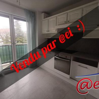 Appartement 4 pièces 69 m²