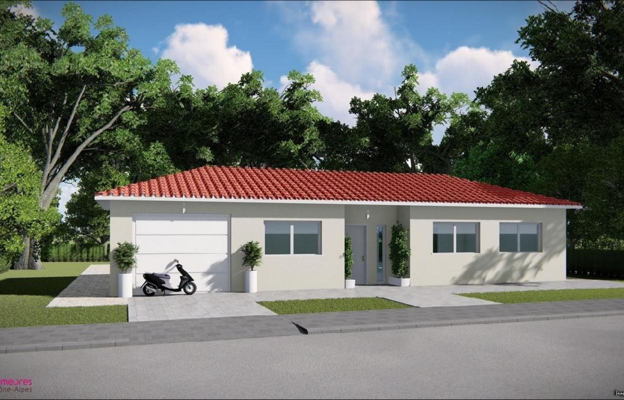 Maison à construire 5 pièces 90 m²