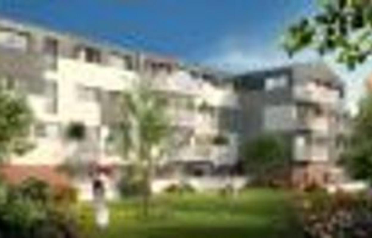 Programme neuf T2, T3, T4 40 à 48 à 84 à 92 m²