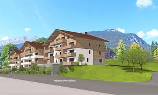Achat appartement 3 pièces Saint-Jean-de-Sixt (74450) 340 000 €