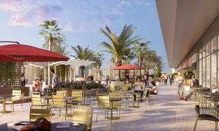 Programme neuf appartement neuf 2 pièces Nice (06000) À partir de 214 731 €