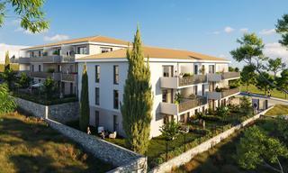 Programme neuf appartement neuf 2 pièces Forcalquier (04300) À partir de 118 000 €