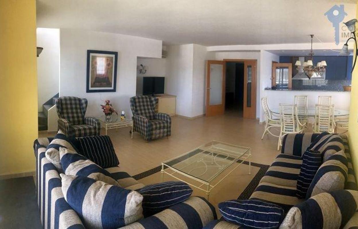 Appartement 5 pièces 172 m²