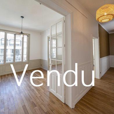 Appartement 5 pièces 122 m²