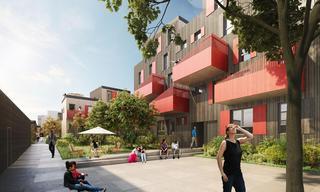 Programme neuf appartement neuf 3 pièces Brétigny-sur-Orge (91220) À partir de 249 000 €