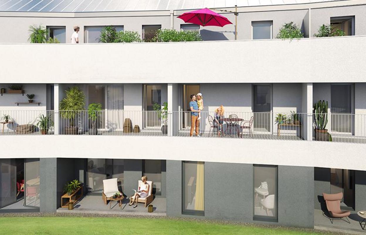 Programme neuf T2, T3, T4, T5 44 à 102 m²