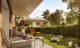 Programme neuf appartement neuf 2 pièces Oberhausbergen (67205) À partir de 154 758 €